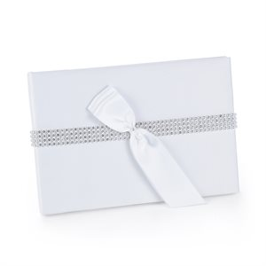 BLING GUEST BOOK (BLANK)