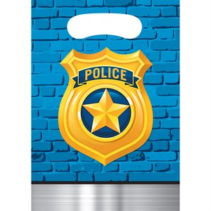 LOOT BAG - POLICE PARTY