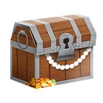 PIRATE TREASURE - FAVOR BOX