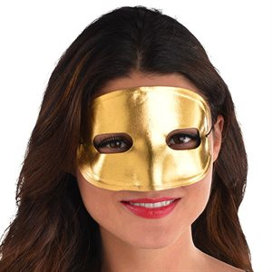 DEMI-MASQUE STANDARD OR