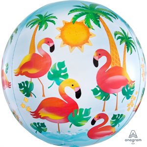LETS FLAMINGLE ORBZ 16'' XL