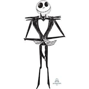 MYLAR AIRWALKER JACK SKELLINGTON