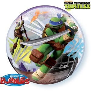 NINJA TURTLE 22'' BUBBLE