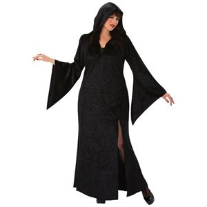 Enchanteresse Robe Noir Tplus