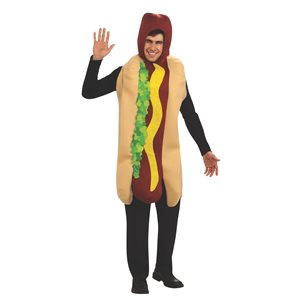 COSTUME DE HOT DOG - STD