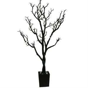 BLACK TREE CENTERPIECE - RENTAL