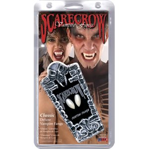SCARECROW CLASSIC CUSTOM FANGS CLAM SH