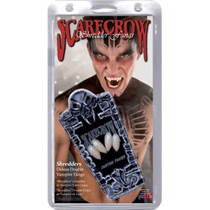 SCARECROW CARDED SHREDDERS DOUBLES