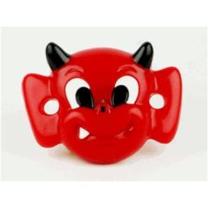 BILLY BOB PACIFIER #170 LITTLE DEVIL