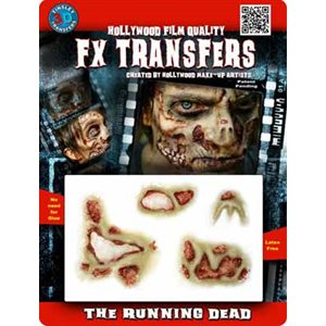 TATTOO 3D FX RUNNING DEAD