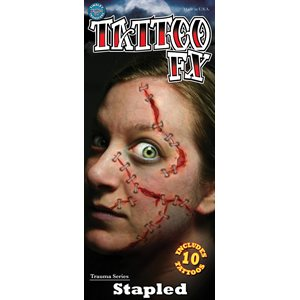 TATTOO FX BROCHÉ