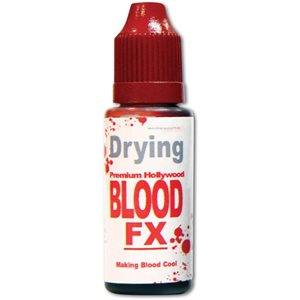 DRYING BLOOD BLOOD FX