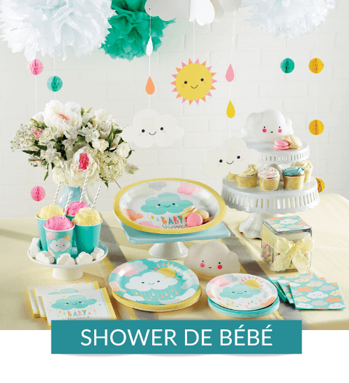 Magasinez - Shower de bébé