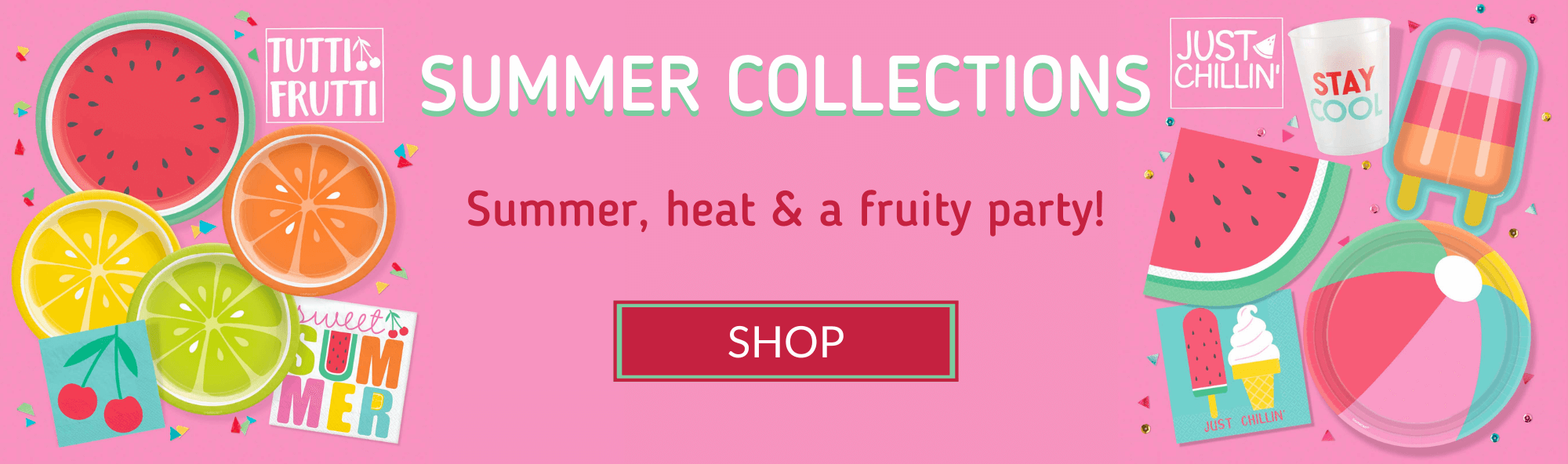 Shop - Summer Collections